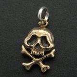 海賊ペンダント ブラス